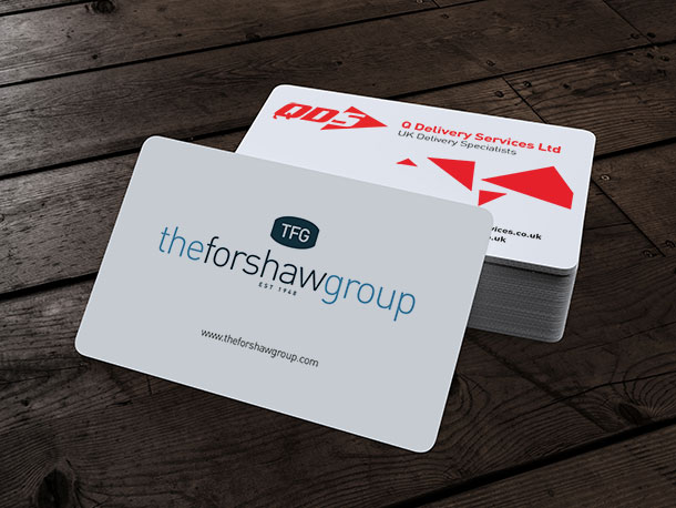 Business card supplier widnes runcorn why choose rounded corner business cards reheart Choice Image